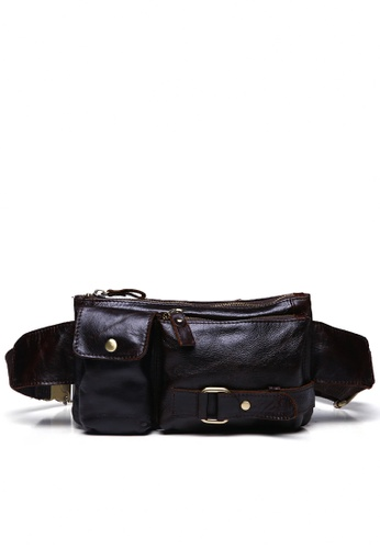 Twenty Eight Shoes Vintage Leather Fanny Pack 8135 0B9D6ACBDCEE1AGS_1