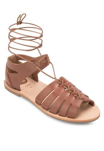 Sesprit tstavigny 羅馬涼鞋, 女鞋, 鞋