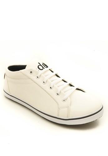 Coup d' etat white Low '92 Women Sneaker White with White Sole CO929SH55SQAID_1