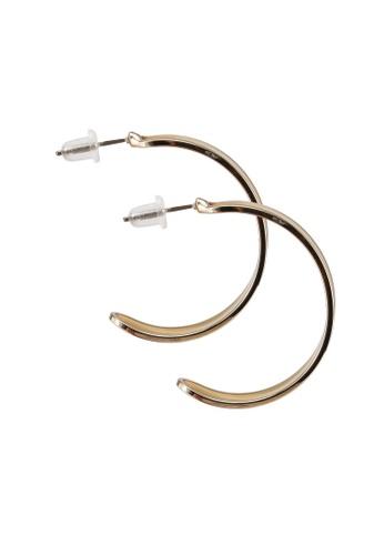 niko and ... yellow Metallic earrings 4E3D7ACC466481GS_1