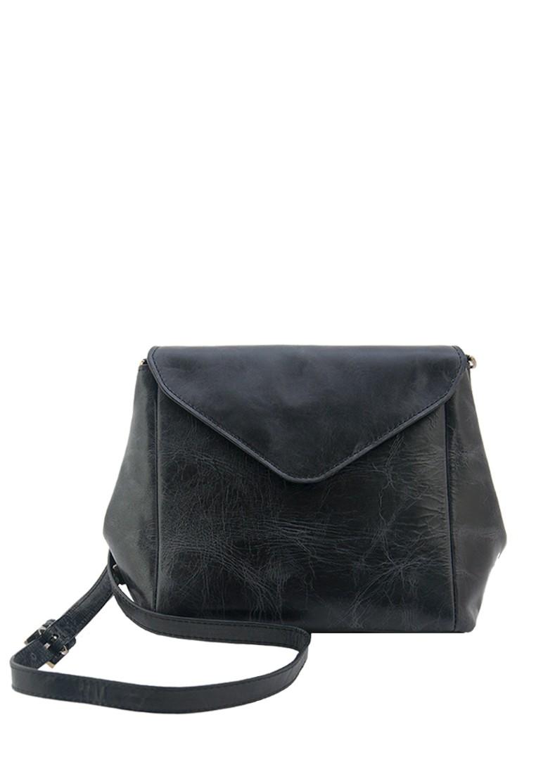 Yvonne, Genuine Leather Firestone Shoulder Bag