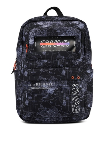 361° black Sports Life Backpack 8BB44ACFB6E658GS_1
