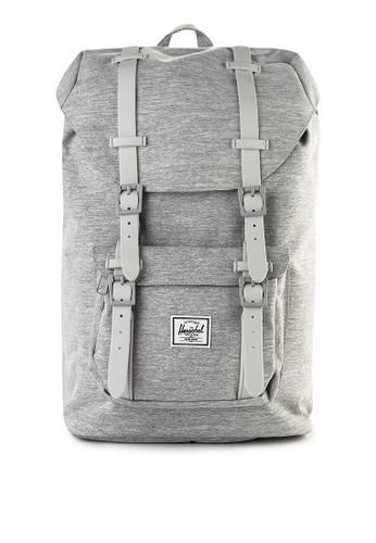 Herschel grey Little America Mid-Volume Backpack F2A3AAC260539FGS_1