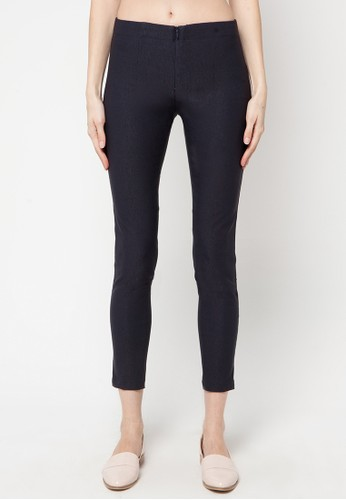 Contempo navy Skinny Pant CO339AA88OGTID_1