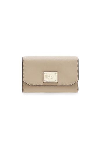 Dkny beige DKNY Women Pearl Envelope - Spring & Summer 2021 5B769AC0BAA32CGS_1