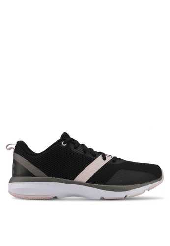 Under Armour black UA W Press 2 Shoes UN337SH0SU9DMY_1