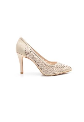 Elisa Litz pink Katey Heels (Pink) E801ASH5431592GS_1
