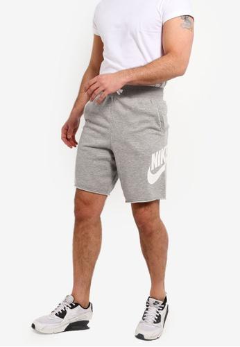 9796bbca6d0f9 Shop Nike As Men's Nsw He Ft Alumni Shorts Online on ZALORA Philippines