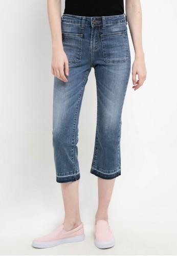 Lois Jeans blue Straight Denim Pant FTW294 0470CAA1E5AB8FGS_1