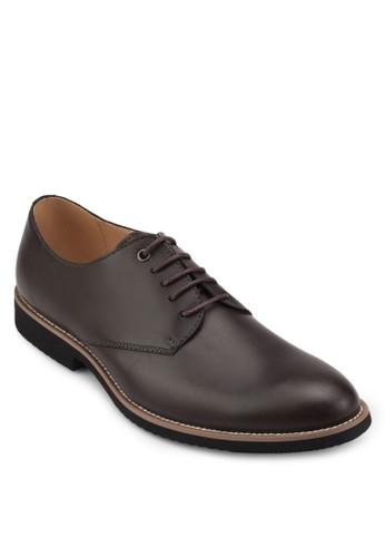 正裝繫帶仿皮皮鞋, 鞋,esprit暢貨中心 鞋
