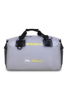 Image of Eiger Riding WP Roll Bag Vantage 1.2 35L - Grey