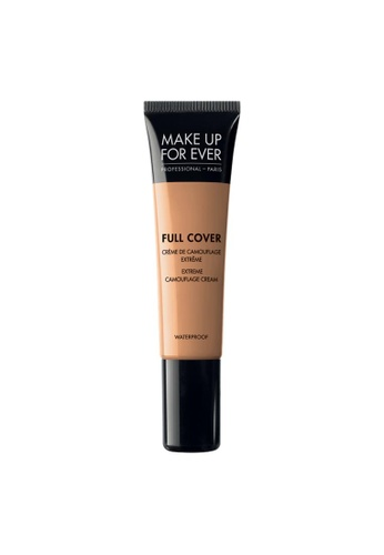 MAKE UP FOR EVER beige FULL COVER - Extreme Camouflage Cream 15ml 12 49813BE85A45D8GS_1