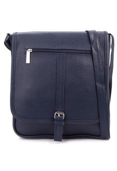 Alejandro Men's Sling Leather Bag
