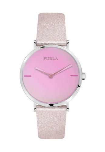 Furla pink and gold Jam Tangan Wanita Furla Giada R4251108524 61414AC997AD8AGS_1