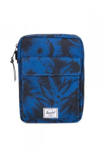 Herschel blue Dryden Tech Case HE958AC0K9S1PH_1