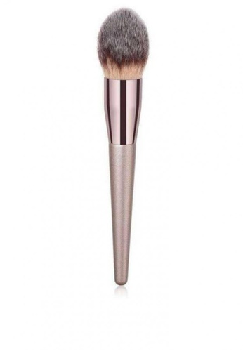 Pointed Makeup Brush - Champagne