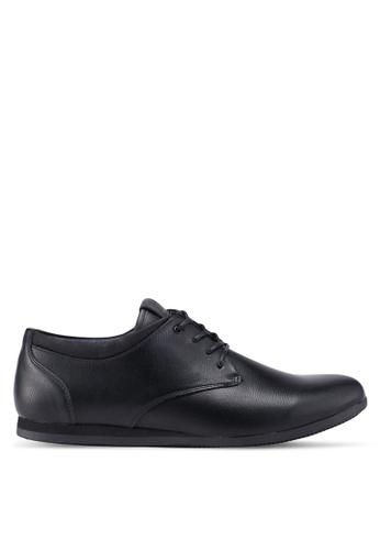 ALDO black Aauwen Derby Shoes 1F79ASH8950979GS_1
