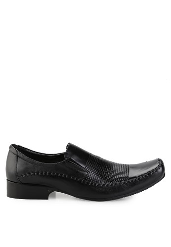 Marelli black Paul Shoes MA036SH0V2PUID_1