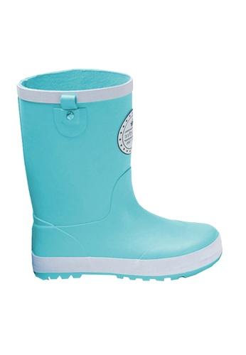 Twenty Eight Shoes green VANSA Solid colour Mid Rain Boots VSK-R17676 CFC7DKS7D6E62BGS_1