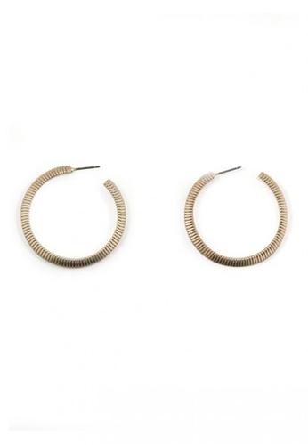 SKEDA gold Ashley Hoop Earrings 86ABEACCDFCFF9GS_1