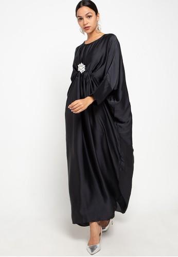 Draisal Batik black Draisal Batik Mafaza Kaftan CCEEFAA0CFB513GS_1