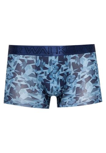 Walker Underwear blue Extreme Boxer Brief 28462USEFF42C5GS_1