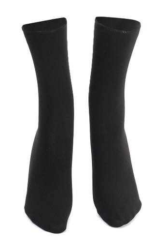 Hamlin black Hamin Seish Kaos Kaki Pria Wanita Snow Socks Casual Footwear Material Wool ORIGINAL 28C94AA30C44B7GS_1