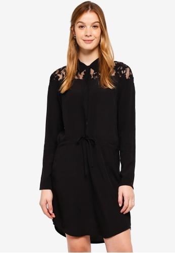 MbyM black Kila Lace Dress 744E9AAB112A98GS_1