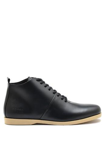 Brodo black BRODO - Sepatu Pria Signore Black CS D2274SH284A51BGS_1