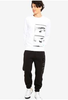 68dda9a977acdf 30% OFF Calvin Klein Andy Warhol Landscape Regular Crew Neck Sweatshirt RM  519.00 NOW RM 362.90 Sizes M L XL