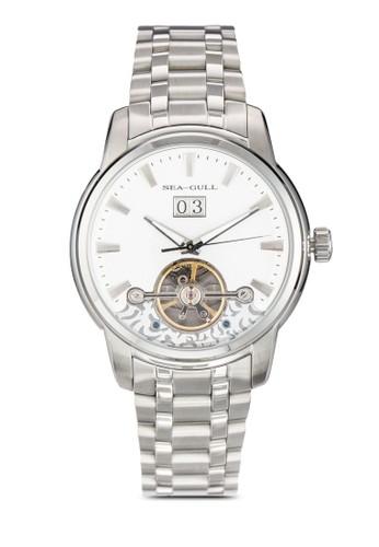 816.409 ST2575 41mm esprit手錶專櫃不銹鋼接鍊錶, 錶類, 飾品配件