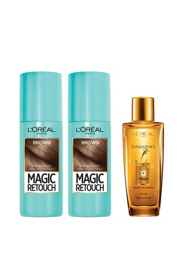 18d135c4a Buy L Oréal Paris L Oreal Paris Magic Retouch Brown Buy 2 FREE 50ml ...