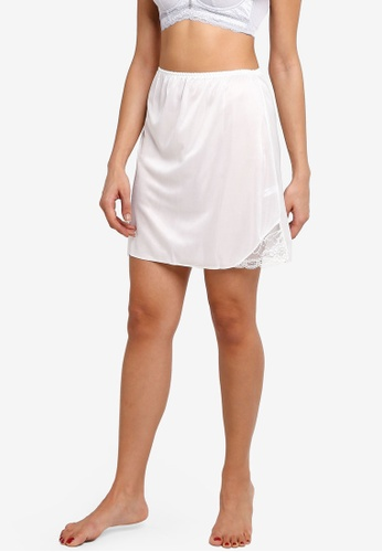 Impression white Sheer Petticoat 1A6E9US6EB0CF9GS_1