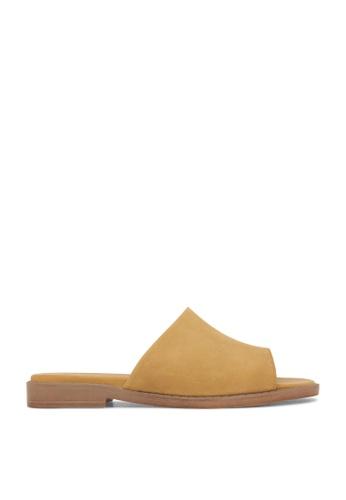 ROC Boots Australia brown Loco Tan Sandal RO289SH35BQISG_1