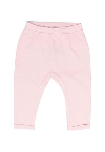FOX Kids & Baby pink Basic Newborn Pants 07752KABBAF01FGS_1