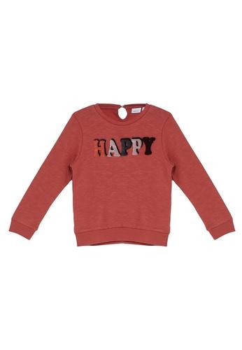 NAME IT red Nala Sweatshirt 4E177KA110AC60GS_1