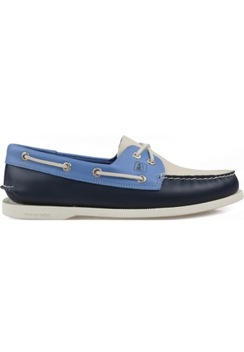 paperplanes navy Boat Island Casual Premium Handmade Leather Loafers Shoes US Women Size PA355SH12PMDSG_1