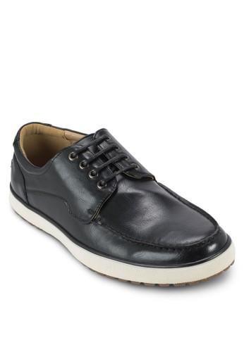 XAesprit outlet 桃園NDRA 繫帶仿皮休閒鞋, 鞋, 鞋