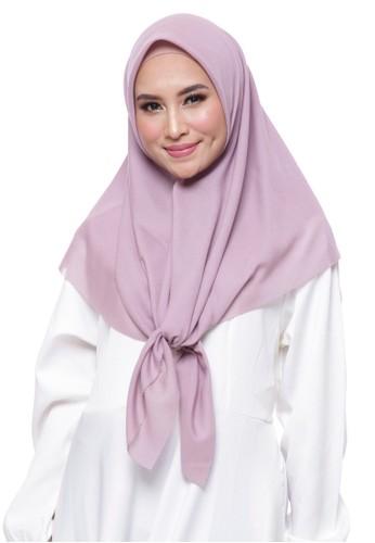 Novella Scarves pink Tearose Voal Premium Scarf (Superfine)  E7564AAAF2710DGS 1 62e33a9a9c
