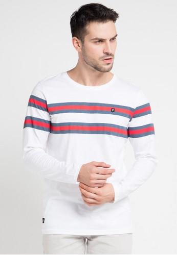 FAMO white Men Tshirt 3212 FA263AA0VQEZID_1
