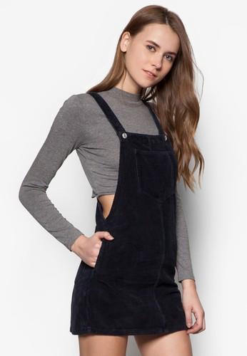 MOzalora 衣服尺寸TO 吊帶牛仔連身裙, 服飾, 服飾
