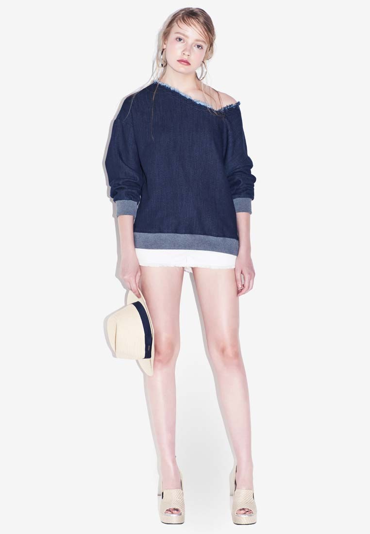 MAG2AN Unbalance Sweatshirt