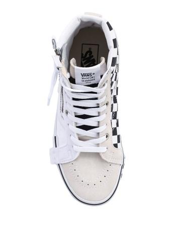 36f058dd02650b Buy VANS SK8-Hi Reissue CAP Checkerboard Sneakers Online