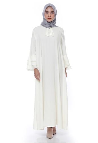 Mimamim white Neck Bella Dress CE99BAA84A53CBGS_1