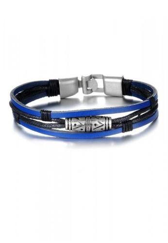ADORA Leather Bracelet AD365AC2UXQKHK_1