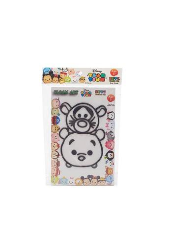 Disney white Disney Tsum Tsum Floam Gliter Style A 0A506TH47BFE1AGS_1