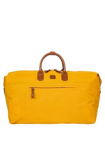BRIC'S yellow X-Travel Holdall 3D702AC6B510E0GS_1