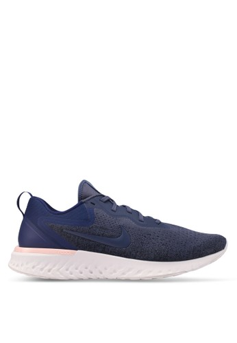 Nike blue Men's Nike Odyssey React Running Shoes 58359SH7B05BBBGS_1