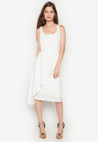 Madelaine Ongpauco Barlao white Reena Dress MA508AA0JAQRPH_1