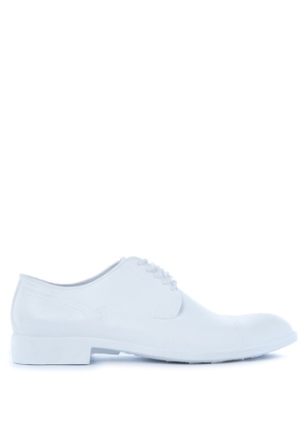 Easy Soft By World Balance white Rome Formal Shoes EA034SH91UOEPH_1